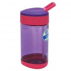 Cool Gear Tritan Kids Sipper Purple Bottle 414Ml