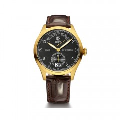 Cover Classic Stainless Steel Quartz Watch