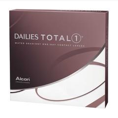 DAILIES TOTAL-1 (-) 50/0/850/0/0 90PK