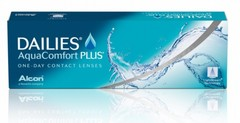 DAILIES® AquaComfort Plus®30P 870 140 -00.50
