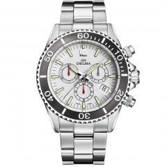 Delma Diver Santiago Chronograph Quartz Watch