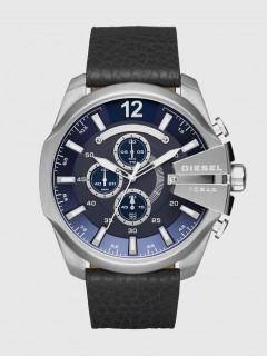 Diesel Mega Chief Men Chronograph Quartz Blue Dial Watch