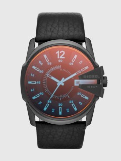 Diesel Mega Chief Men Date Quartz Watch