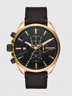 Diesel Mens Analog Black Dial Watch