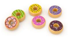 Donuts Play Set (6 pcs)
