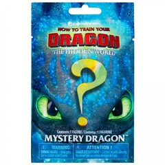 Dragons-I Mystery Figures Assorted