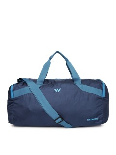 Duffle Bag Wend M 40L Nvyblu