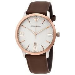 Emporio Armani Giovanni Men's Watch White AR11211