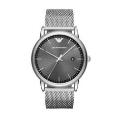 Emporio Armani Luigi Men's Watch Black AR11069