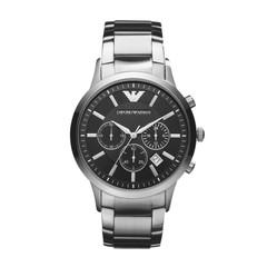 Emporio Armani Men's Watch Black AR2434