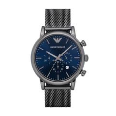 Emporio Armani Men's Watch Blue AR1979