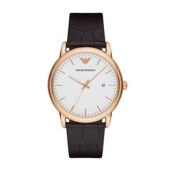 Emporio Armani Men's Watch White AR2502