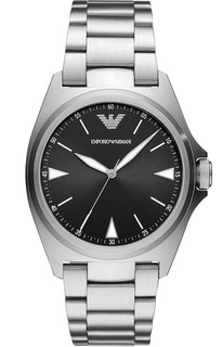 Emporio Armani Nicola Men's Watch Black AR11255