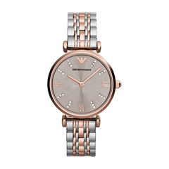 Emporio Armani Women's Watch Grey AR1840