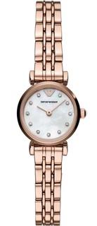 Emporio Armani Women's Watch White AR11203