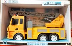 Excavator engineering Truck