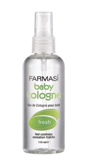 FARMASI BABY COLOGNE FRESH 115 ML