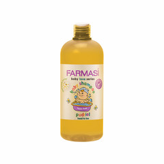 FARMASI BABY SHAMPOO PUDRIEL WITH CHAMOMILE EXTRACT 375 ML