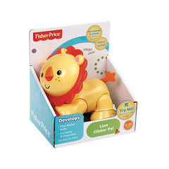 Fisher Price Infant Lion Clicker Pal
