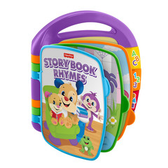 Fisher Price Laugh And Learn Storybook Rhymes English