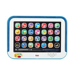 Fisher Price Laugh & Learn Smart Stages Grey Tablet