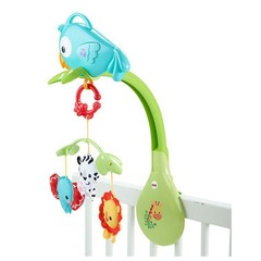 Fisher-Price Rainforest Friends 3 In 1 Mobile