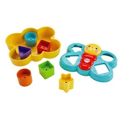Fisher Price Sort And Spill Butterfly