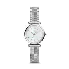Fossil Carlie Women's Watch White ES4432