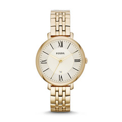 Fossil Jacqueline Women's Watch White ES3434