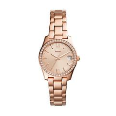 Fossil Scarlette Women's Watch Gold  ES4318
