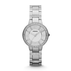 Fossil Virginia Women's Watch Silver ES3282