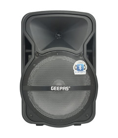 Geepas professional rechargeable portable speaker