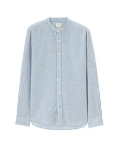 Giordano  Men' s  Linen-Cotton  Shirt M