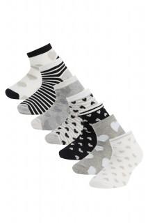 Girl Low Cut Socks GRIMELANJ-820-13 29 - 34