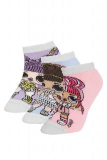 Girl Low Cut Socks KARMA 23 - 28