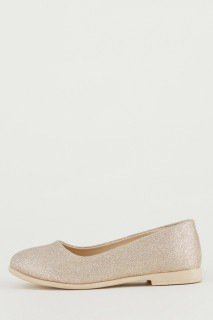 Girl Shoes GOLD 24