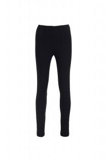Girl's Leggings BLACK 4/5
