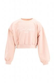 Girl's Sweat Shirt CORAL 4/5