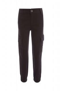 Girl's Trousers BLACK 5/6