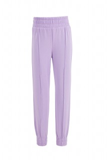 Girl's Trousers LILAC 5/6