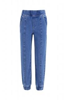 Girl's Trousers LT.BLUE 6/7