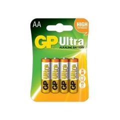 Gp Ultra Alkaline Aa-4