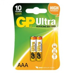 Gp Ultra Alkaline Aaa-2
