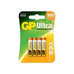 Gp Ultra Alkaline Aaa-4