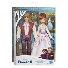 Hasbro Disney Frozen 2 Romance Pack Anna And Kristoff