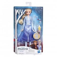 Hasbro Frozen 2 Light Up Fashion Elsa