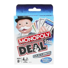 Hasbro Monopoly Deal - Arabic