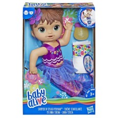 Hasbro Shimmer N Splash Mermaid Brunette