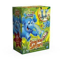 Hasbro Snackin Safari Board Game
