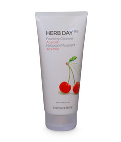 Herb Day Cleansing Foam Acerola